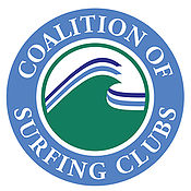 Coalition of Surfing Clubs logo