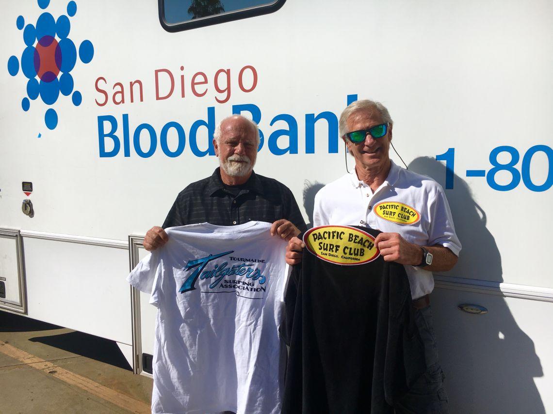 San Diego Bloodbank Blood Drive